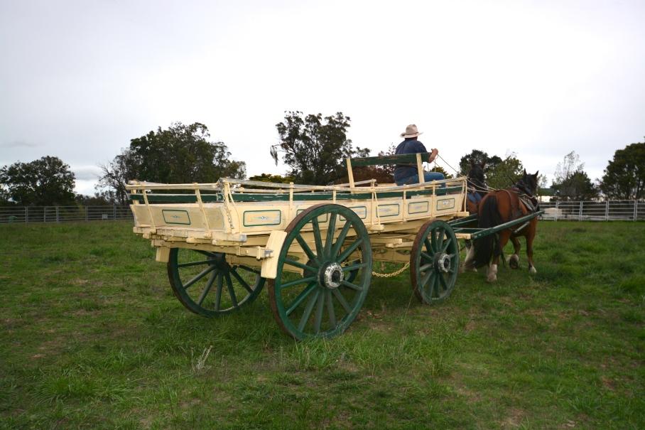 Wagon, built 1890 London, UK